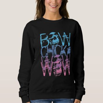Bow Chicka Wow Wow Metal Sweatshirt