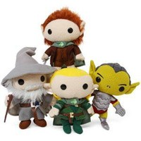 ThinkGeek :: Lord of the Rings Mini Plush