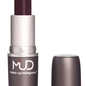 Mud Sheer Lipstick with LA Fresh Makeup Remover - 8 Colors