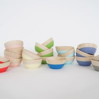 Mini Bowls, Spring | Summer Colors