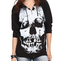 Iron Fist Loose Tooth Hoodie   Hot Topic