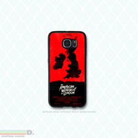 American Werewolf in London Movie Poster, Custom Phone Case for Galaxy S4, S5, S6