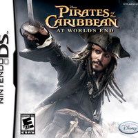 Pirates of the Caribbean At World's End - Nintendo DS (Game Only)
