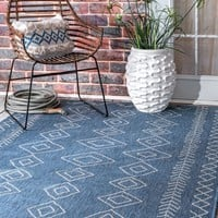 nuLOOM Serna Outdoor Area Rug