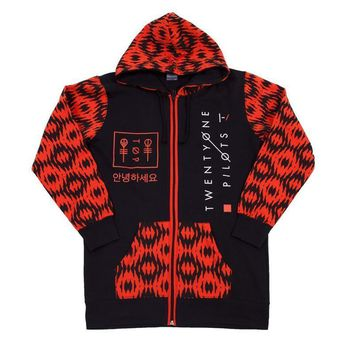 ca kuyou Twenty One Pilots Hoodies