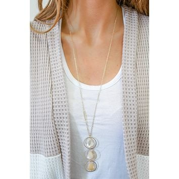 Time To Shine Necklace