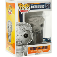 Funko Doctor Who Pop! Television Weeping Angel Vinyl Figure Hot Topic Exclusive Pre-Release