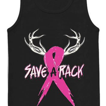 Save a Rack tank top for womens and mens