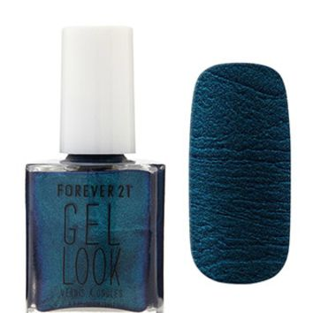 Peacock Gel Look Nail Polish