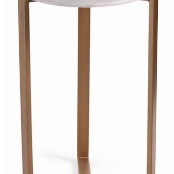 Zodax 'Caspian' Agate & Marble Accent Table | Nordstrom