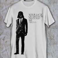 Darth vader fashion Tshirt, Daddy Tshirt,Mommy Tshirt,Adult Tshirt
