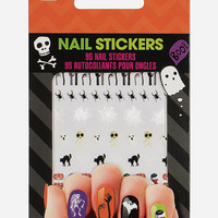 Npw Halloween Nail Stickers Multi One Size For Women 26646695701