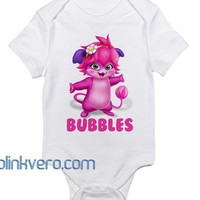Popples Bubbles Awesome Baby Onesuit Unisex Cute all size boy girl