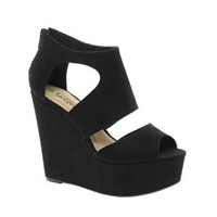 Platform Wedge Shoes