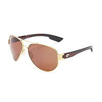 Costa South Point Sunglasses - Gold