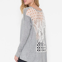 Trancoso Back Patch Top (more colors) - FINAL SALE