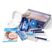 At Home LED Teeth Whitening System Set