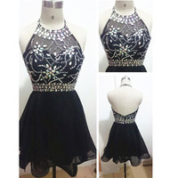 Homecoming Dresses For 2016 Short Prom Party Dress pst0973