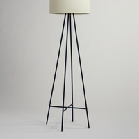 Tristan Floor Lamp Stand - World Market
