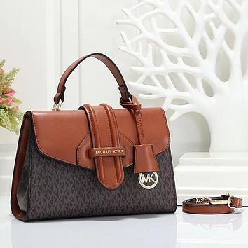 Women Fashion Leather Handbag Crossbody Satchel