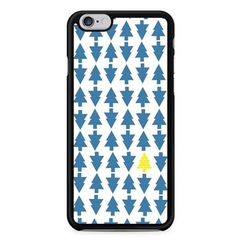 Gravity Falls Minimalist iPhone 6/6s Case
