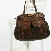 Free People Marais Distressed Tote