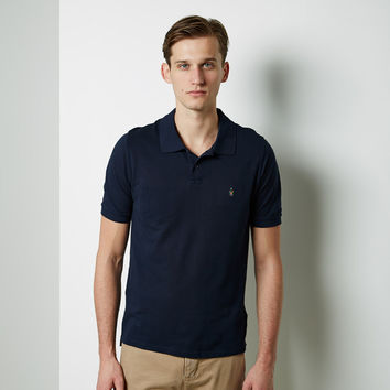 Embroidered Polo by Band of Outsiders