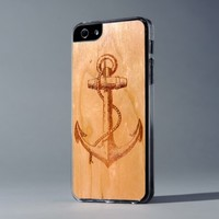 Anchor - iPhone 5/5s Case