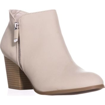 SC35 Masrinaa Ankle Booties, Ice, 9.5 US