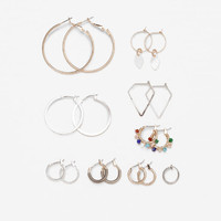 MULTI HOOPS EARRINGS PACK - View All-ACCESSORIES-WOMAN | ZARA United States