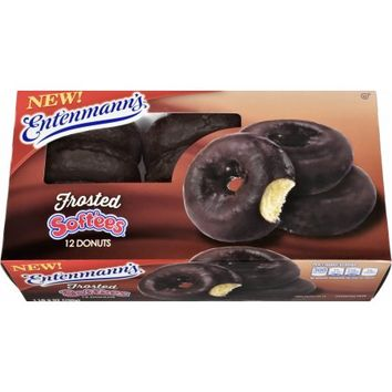 Entenmanns Soft'ees Frosted Donuts - Walmart.com