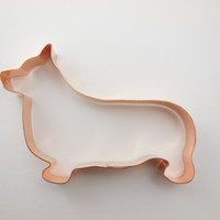 Pembroke Welsh Corgi Dog Breed Cookie Cutter - Hand Crafted by The Fussy Pup