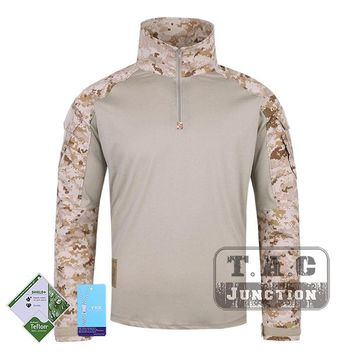 Tactical Emerson BDU G3 Combat Shirts Emersongear CP Style Battlefield Tops Assault Uniform Body Armor Apparel Marpat Digital