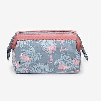 Portable Multifunction Beauty Travel Cosmetic Bag Organizer