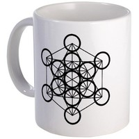 Metatron's Cube - Mug by chimaeradesigns