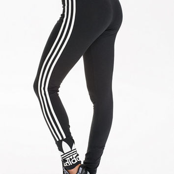 Trefoil Leggings, Adidas Originals