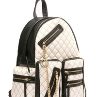 Gabrielle Quilted Backpack