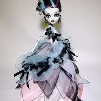 Handmade Princess Dress For Monster High Doll