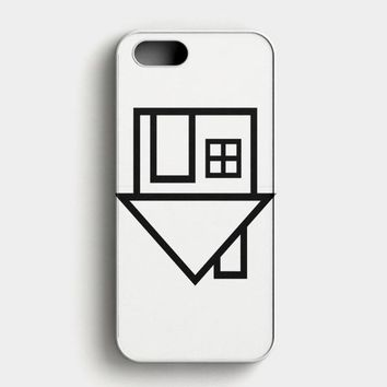 The Neighbourhood Logo iPhone SE Case