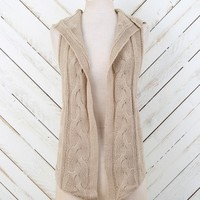 Altar'd State On My Way Hooded Vest | Altar'd State