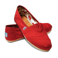 TOMS Canvas Women's Classic Shoes