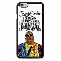Biggie Smalls iPhone 6 Case