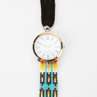 UrbanOutfitters.com > Seed Bead Wrap Watch