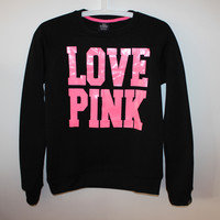 LOVE PINK SWEATSHIRT