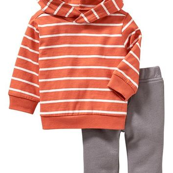 Old Navy 2 Piece Hoodie And Pants Set For Baby