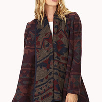 World Traveler Draped Coat