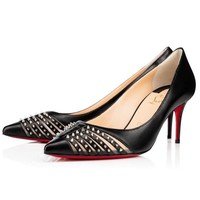 CL Christian Louboutin Fashion Heels Shoes-21