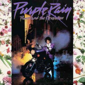 Purple Rain- Prince And The Revolution, LP (Pre-owned)