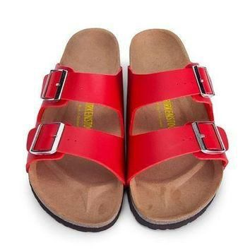 hcxx Birkenstock Arizona Matte Red