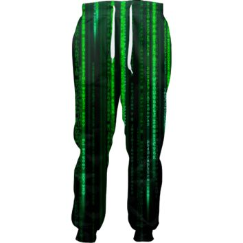 The Matrix Joggers